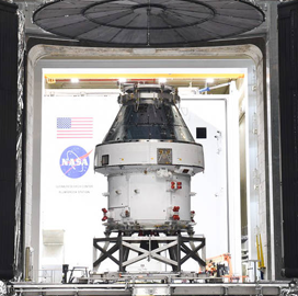 lockheeds-orion-spacecraft-completes-environmental-testing-for-artemis