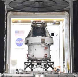 lockheeds-orion-spacecraft-completes-environmental-testing-for-artemis