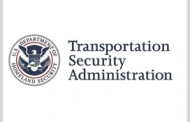 TSA Issues RFI on AI-Based Human Capital Management Platforms