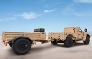 Army Orders JLTV Trailers From Oshkosh Defense