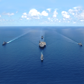 ExecutiveBiz - Leonardo, Intermarine Enter Into Naval Tech Partnership Agreement