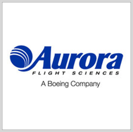 DARPA Taps Aurora Flight Sciences for Aircraft Control Tech R&D - top government contractors - best government contracting event