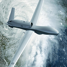 Australia Commits Funds for Third Northrop Triton UAS Procurement - top government contractors - best government contracting event