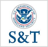 DHS Seeks New First Responder Tech Platforms - top government contractors - best government contracting event