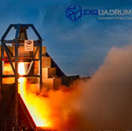 Rocket Hot-Fire Test