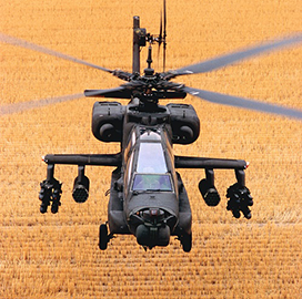 Boeing Marks 2500th Apache Attack Helicopter Delivery - top government contractors - best government contracting event