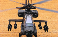 Boeing Marks 2500th Apache Attack Helicopter Delivery