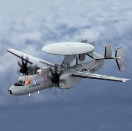 ExecutiveBiz - Cobham Receives Follow-On Order for Navy E-2D Aircraft Oxygen Concentrators