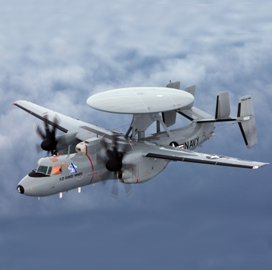 Cobham Receives Follow-On Order for Navy E-2D Aircraft Oxygen Concentrators - top government contractors - best government contracting event
