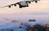 Air Force Selects MTSI-Vita Team for Air Drop System Design Project