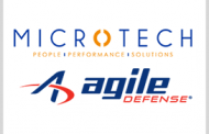 MicroTech, Agile Defense Get Award to Support USAF Europe Network Services