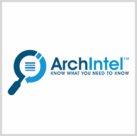 ArchIntel Launches 'Competitive Intelligence Interview Series' with Industry Focus on GovCon - top government contractors - best government contracting event