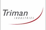 Dan Edward Named Triman President, Eugene Mamajek to Serve as BD & Strategy VP