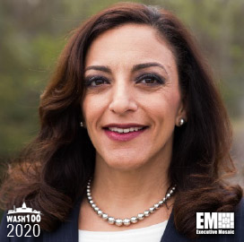Katie Arrington: DoD Expects CMMC Auditor Training Pilot by Late April - top government contractors - best government contracting event