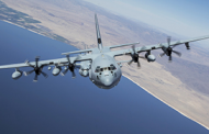 Vertex Selected to Lead IR Countermeasures Tech Installation on Navy Tanker Aircraft