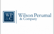 Wilson Perumal & Company Gets Assessment, Advisory Services Contract for Army Materiel Command