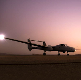 Firebird aircraft