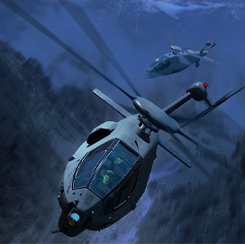 ExecutiveBiz - Boeing Unveils Helicopter Design for Army's Future Attack Reconnaissance Aircraft Competition