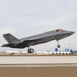 Lockheed Reaches 500th Delivery Milestone in F-35 Aircraft Program; Greg Ulmer Quoted - top government contractors - best government contracting event