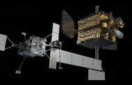 DARPA-Northrop Partnership Works on Robotic GEO Satellite Maintenance Platform