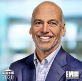 David Zolet, President and CEO of LMI, Named to 2020 Wash100 for Driving Revenue, Expanding LMI's Portfolio - top government contractors - best government contracting event