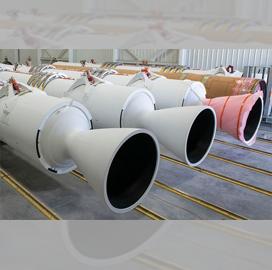 GEM 63 rocket motors