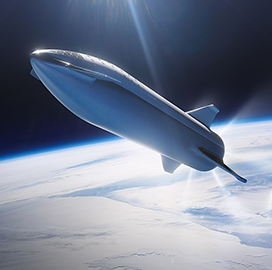 """LA Council OKs SpaceX """"˜Starship' Rocket Parts Manufacturing Facility - top government contractors - best government contracting event"""