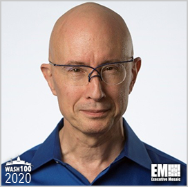 Michael Conlin, DoD Chief Data Officer, Inducted Into 2020 Wash100 for His Efforts to Push Data Science and Talent Recruitment to Shift DoD's Culture - top government contractors - best government contracting event