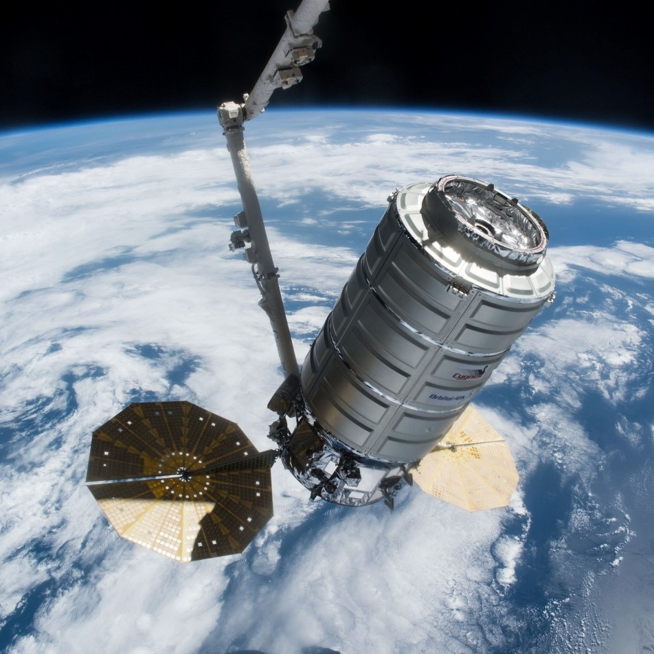 Northrop's Cygnus Spacecraft Arrives at ISS for NG-13 Cargo Resupply Mission - top government contractors - best government contracting event
