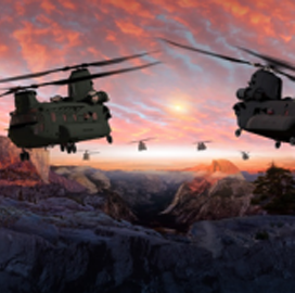 ExecutiveBiz - Boeing Moves Forward With Chinook Block II Helicopter Tests