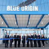 Blue Origin Unveils New Rocket Engine Factory in Alabama - top government contractors - best government contracting event