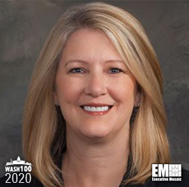 Michele Evans, EVP of Lockheed's Aeronautics Business, Named to 2020 Wash100 for Advancing Aircraft Tech Capabilities, Production & Forming Partnership with Airbus - top government contractors - best government contracting event