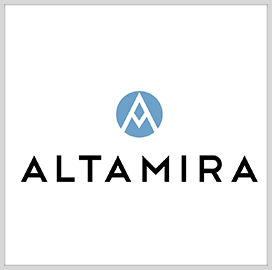 Altamira Names New Human Capital, Business Dev't Execs; Ted Davies Comments - top government contractors - best government contracting event