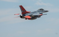 USAF, Boeing Convert F-16 Aircraft Into Aerial Target Drone