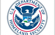 DHS Issues Phase Two Small Business Contracts for Credential Security Tech to Oasys International, Waverly Labs