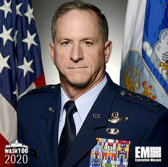 Gen. David Goldfein, Air Force Chief of Staff, Named to 2020 Wash100 for Advancing USAF's Digital, Technological Capabilities - top government contractors - best government contracting event
