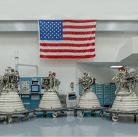 NASA Accepts Aerojet Rocketdyne Upper Stage Engines for SLS Rocket; Eileen Drake Quoted - top government contractors - best government contracting event