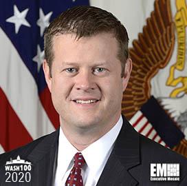ExecutiveBiz - Army Secretary Ryan McCarthy Inducted Into 2020 Wash100 for Army Strategy, Tech Modernization Efforts