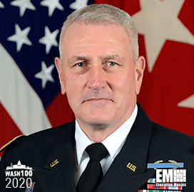Gen. John Murray, Army Futures Command Head, Named to 2020 Wash100 for Modernization Efforts, Improving Budget Process - top government contractors - best government contracting event