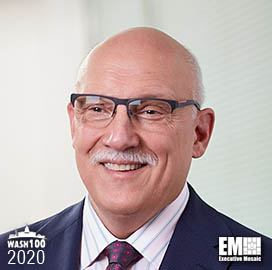 Stu Shea, Chairman, President & CEO of Peraton, Named to 2020 Wash100 for Leading Work with NASA, Advancing Space Capabilities, Supporting U.S. Defense Programs - top government contractors - best government contracting event