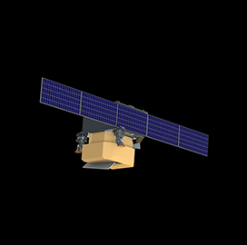 EWS spacecraft