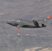 Kratos Concludes Fourth Test of Valkyrie Drone - top government contractors - best government contracting event