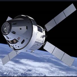 ExecutiveBiz - Lockheed Acknowledges Cobham's Support for Orion Spacecraft Development Effort