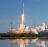 Fourth SpaceX Internet Satellite Batch Reaches Orbit Through Falcon 9 Launch - top government contractors - best government contracting event