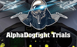 AlphaDogfight Trials