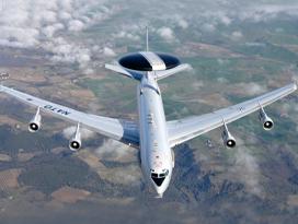 AWACS aircraft