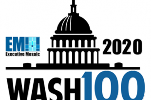 ExecutiveBiz - Executive Mosaic Announces 2020 Wash100 Award Recipients; CEO Jim Garrettson Quoted
