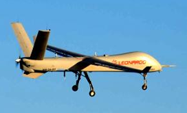 Leonardo-Built Remotely Piloted Air System Takes Maiden Flight - top government contractors - best government contracting event