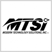 MTSI to Develop Data Fusion Tech for Air Force Space Command - top government contractors - best government contracting event