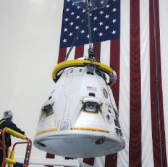 SpaceX Conducts Hot-Fire Test of Falcon 9 Rocket - top government contractors - best government contracting event